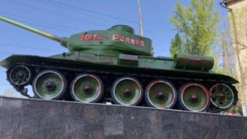 Двум саратовцам, разукрасившим памятник танкистам, грозит до трех лет лишения свободы