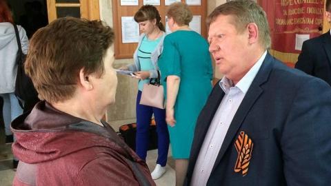 Николай Панков обсудил с однопартийцами проблемы Балакова