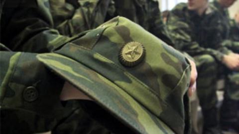 Врио районного военкома обвинили в получении взятки за освобождение от службы