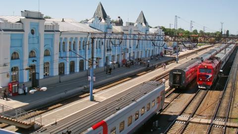 Изменилось расписание нескольких пригородных поездов