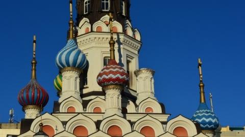 Саратовцев встревожила пропажа купола с храма «Утоли моя печали»