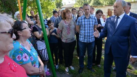 Николай Панков: Губернатор работает не для рейтинга, а для жителей