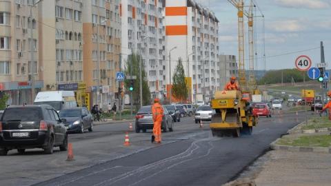 Администрация Саратова назвала фирмы, которые будут ремонтировать дороги города