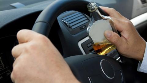Законопроект об ужесточении наказания за пьяные аварии принят в первом чтении