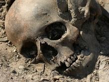 Охотники обнаружили человеческие останки