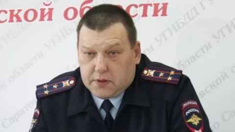 Начальник областного УГИБДД ответит на вопросы жителей Саратовской области