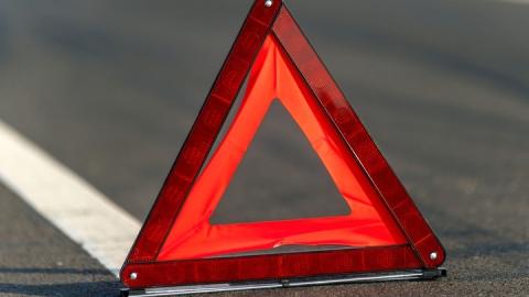 Юный водитель на «восьмерке» протаранил «Хендэ» на перекрестке