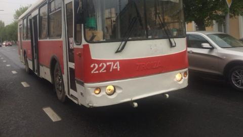 Троллейбусы по Большой Казачьей пустят с 17:00