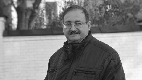 Сегодня умер Вадим Снаркович