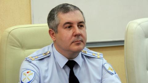 Нового руководителя главного следственного управления ГУ МВД представили личному составу