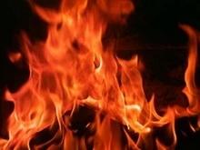 Сегодня утром на пожаре погибла пенсионерка