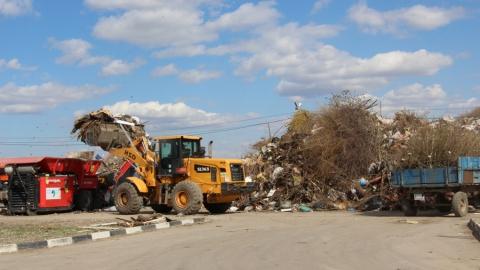 Более 50 000 кубометров древесных опилов поступило на концессионные объекты АО «Управление отходами»