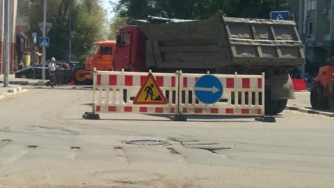 Сегодня в Саратове перекроют два квартала улицы Соколовой