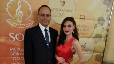 Саратовский артист стал лауреатом конкурса имени Исаака Дунаевского