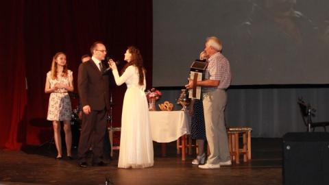 Сергей Михалёв и Виктория Замятина пробились на областной конкурс исполнителей песен из отечественных фильмов