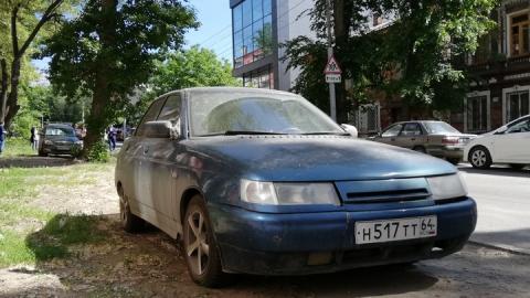 Свыше 40 протоколов составлено в Саратове на паркующихся на газонах водителей
