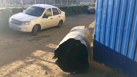 Взорвавшийся бензобак автомобиля убил владельца СТО в Саратове
