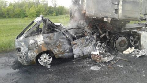 Молодой парень погиб в страшной аварии на трассе