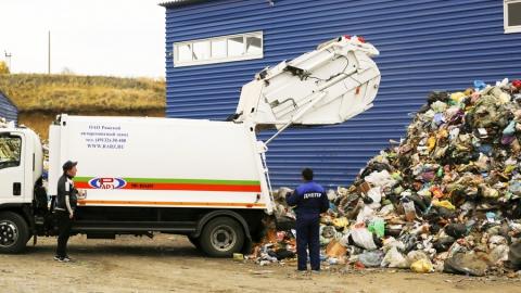 На саратовские мусороперегрузочные станции с начала года поступило более 600 тысяч кубометров мусора