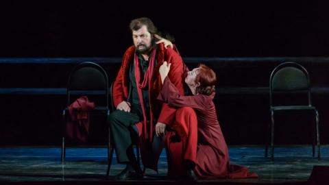 На Собиновском фестивале состоялась премьера «Царской невесты».