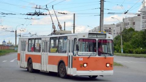 Троллейбусные маршруты изменились из-за коммунальных работ