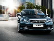 Ветлаборатория покупает Тойоту Камри за 1,4 миллиона рублей