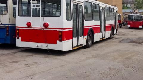 Не ходят троллейбусы  10-го маршрута