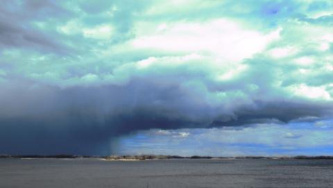 В Саратовской области ожидаются грозы и повышение дневной температуры