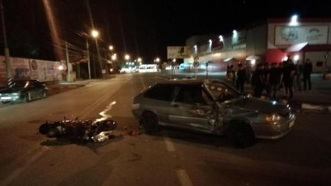 В Энгельсе насмерть разбился мотоциклист