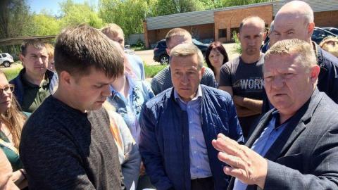 Многодетные семьи Балакова обсудили с Николаем Панковым проблемы дорог и газоснабжения