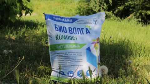 Биокомпост Энгельсского Экотехнопарка пользуется высоким спросом