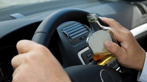 У пьяного водителя изъяли машину
