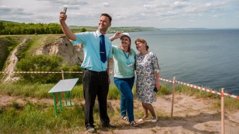 В саратовском «Крыму» появился новый арт-объект
