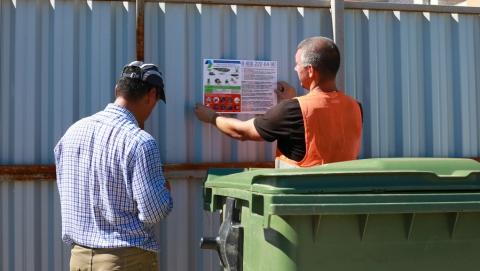 АО «Управление отходами» усиливает общественный контроль за состоянием контейнерных площадок