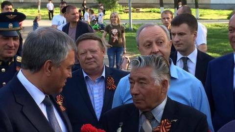 Панков: Володин добился финансирования на строительство мемориала в Летке