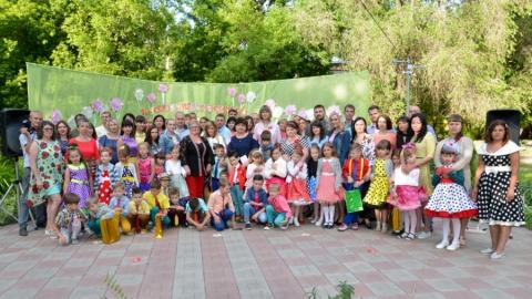 Воспитанникам детского сада № 44 устроили торжественный выпуск