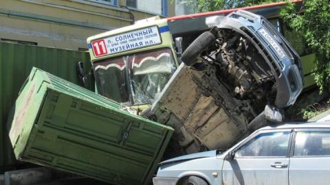 В Саратовской области произошло 79 ДТП с участием автобусов