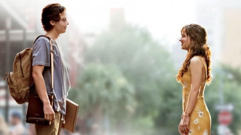 Обзор фильма «В метре друг от друга»