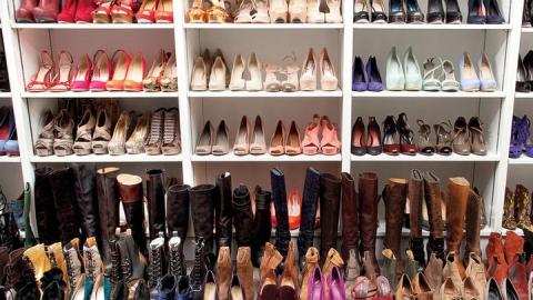 Продажу немаркированной обуви могут запретить уже в следующем году