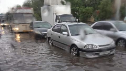 Дожди, град и сильный ветер не прогонят жару из Саратовской области