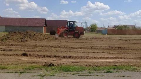 Строительство спорткомплекса по проекту Володина началось в Ивантеевке