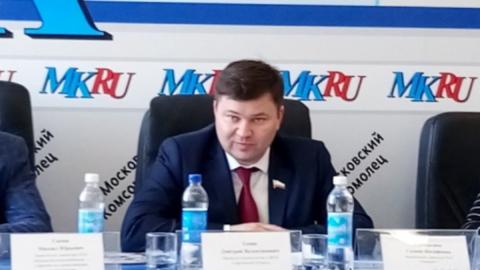 Энгельсский район возглавит Дмитрий Тепин