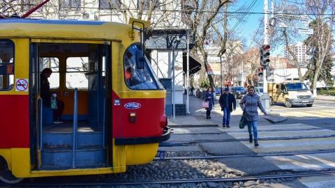 Трамваи шестого маршрута до обеда ходить не будут