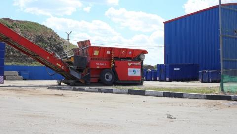 Более 80 тысяч кубометров КГО поступило в мае на концессионные объекты АО «Управление отходами»