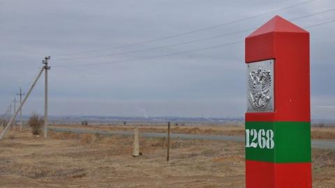 Двое нарушителей госграницы были задержаны в Саратовской области