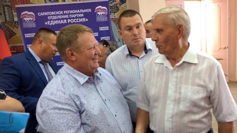 Панков обсудил с пугачевцами госпрограмму развития сельских территорий