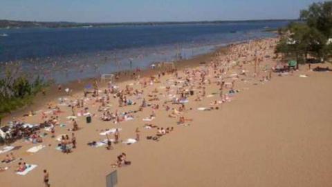 ГИМС не разрешила открыть Саратовский городской пляж
