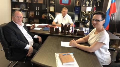 Ученые СГТУ представили министру перечень инноваций для автодорог