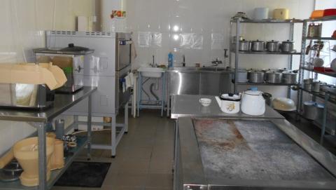 На кухне техникума проверяющие застали ужасную антисанитарию