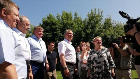 Дом-музей Павла Кузнецова отреставрируют в ближайшие годы